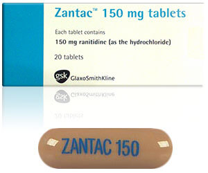 Acheter Zantac - Posologie, Effets Secondaires et prix 2,15€