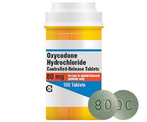 Oxycodone analgésique pour soulager les douleurs – Prix et