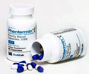 Phentermine 37,5 – Posologie, Effets secondaires Achat en