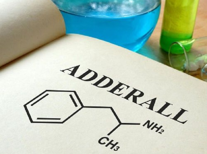 adderall composition