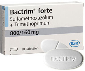 bactrim forte antibiotique